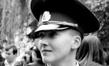 Nadija Savčenko (nuotr. RFE/RL)