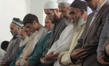 Musulmonai Tadžikistane