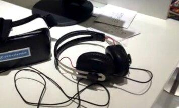 Sennheiser 3D ausinės