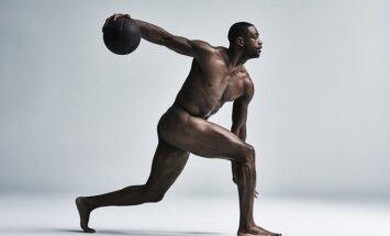 Dwyane'as Wade'as. ESPN Magazine/Splash News nuotr.