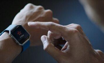 Fitbit Blaze laikrodis