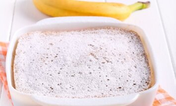 Bananų pudingas