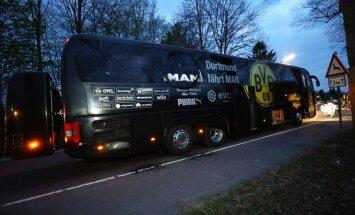 Dortmundo Borussia autobusas