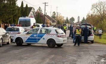 Vengrijoje per susišaudymą su nacionalistų grupuotės vadovu žuvo policininkas