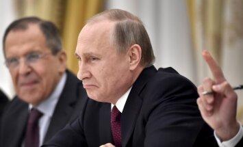 Sergejus Lavrovas, Vladimiras Putinas