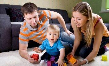 Psichologė apie tėvystę: reikia leisti sau daryti klaidas