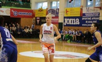 Laura Svarytė (Foto: bcsuduva.lt)