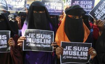 Musulmonės Prancūzijoje