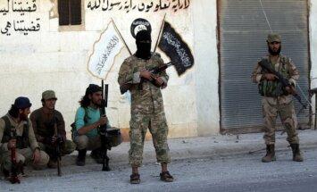 """Sukilėliai, kurie kovoja prieš """"Islamo valstybę"""""""