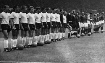 Vokietijos ir Anglijos futbolo rinktinės 1966 metų pasaulio čempionate