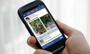 Facebook Lite programėlė