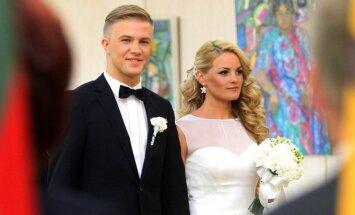Pauliaus Bagdanavičiaus ir Linos Gasparavičiūtės vestuvės