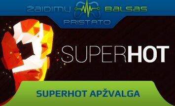 """Žaidimas """"Superhot"""""""