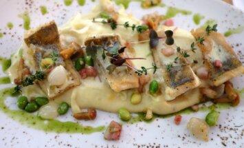 Žuvis ir bulvių košė (asociatyvi nuotr.)