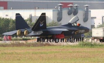 Kinijos naikintuvas J-21, China Defence blogo nuotr.