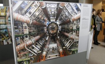 Mokslo giganto CERN paroda
