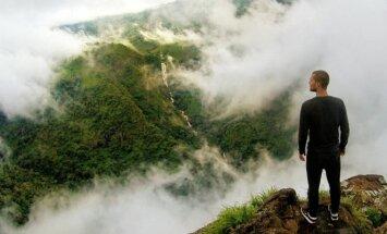 Jokūbas Laukaitis Indijoje