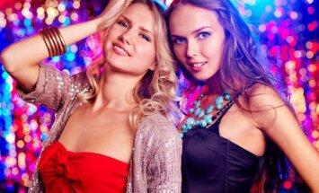 5 madingiausi naujametinio vakarėlio įvaizdžiai