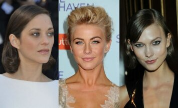 Marion Cotillard, Julianne Hough, Karlie Kloss