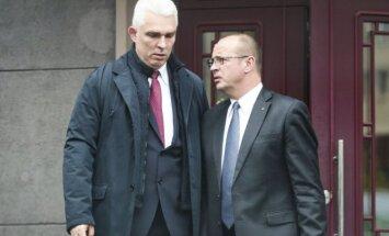 Žimantas Pacevičius ir Ričardas Malinauskas
