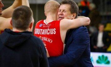 Antanas Sireika ir Gytis Sirutavičius