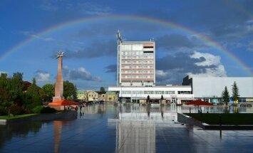 Marijampolė – Suvalkijos parkų oazė, kartą per savaitę virstanti Europos centru