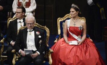 Karlas Gustavas XVI, princesė Viktorija