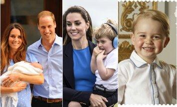 Princui George - treji