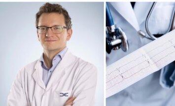 Kardiologas Paulius Trinkauskas