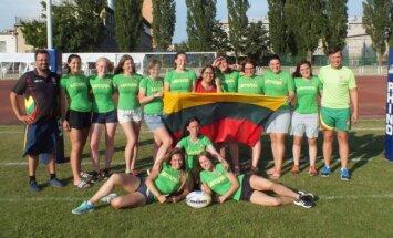 Lietuvos moterų regbio-7 rinktinė