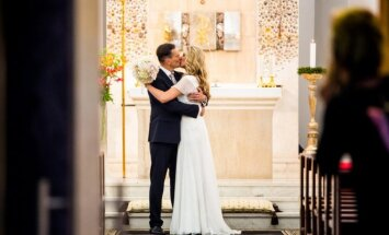 Giedrės Žickytės ir Eitvydo Bajarūno vestuvės