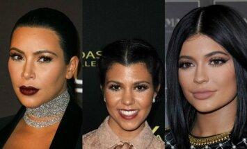 K. Kardashian, K. Kardashian, K. Jenner