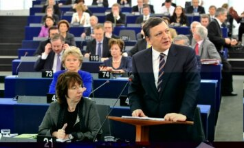 Europos Parlamentas pritarė Jose Manuelio Barroso vadovaujamai Europos Komisijai.
