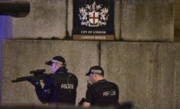 Terrorist attack in London