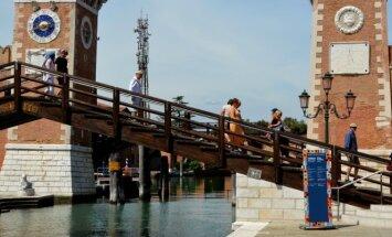 OKT Žuvėdra Venecijos bienalėje