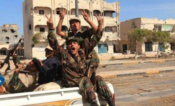 Libijos provyriausybinės pajėgos
