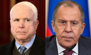 John McCain, Sergey Lavrov