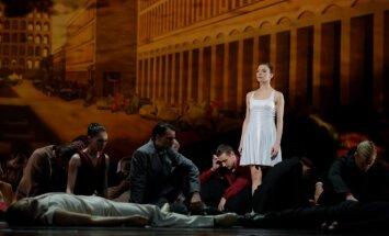 Baleto Romeo ir Džuljeta pristatymas