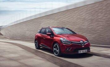 Atnaujinta Renault Clio