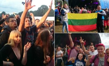 Londono lietuviai švenčia Jonines