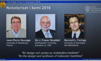 Nobelio chemijos prizas