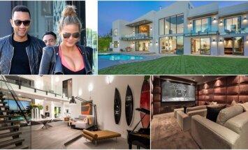 Naujieji John Legend ir Chrissy Teigen namai