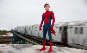 Kadras i filmo Žmogus-voras: grįžimas namo