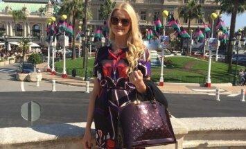 Neringos Šiaudikytės viešnagė Monake, Nicoje ir Kanuose
