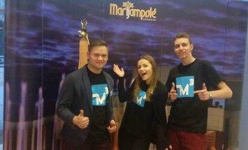 Pristatome programėlę Marijampolės Miesto Meniu Litexpo parodoje!