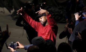 Kanye West'as albumo pristatyme