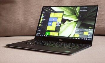 """""""Dell XPS 13"""" nešiojamasis kompiuteris"""