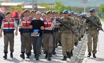 Turkijoje prasidėjo pučo organizatorių teismas