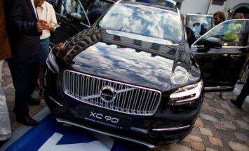 Volvo XC90 tapo auksinius kiaušinius dedančia višta