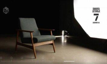 Dizaino fondas: sukurta Lietuvoje 7-ame dešimtmetyje